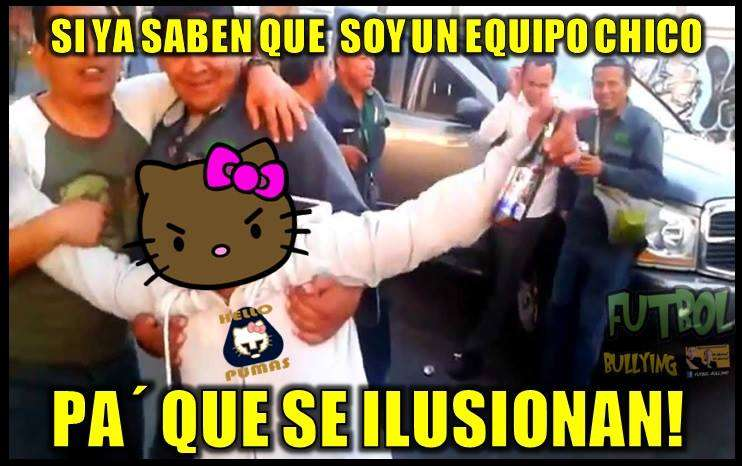 GALERÍA: Los memes de la eliminación de Pumas en Libertadores ...