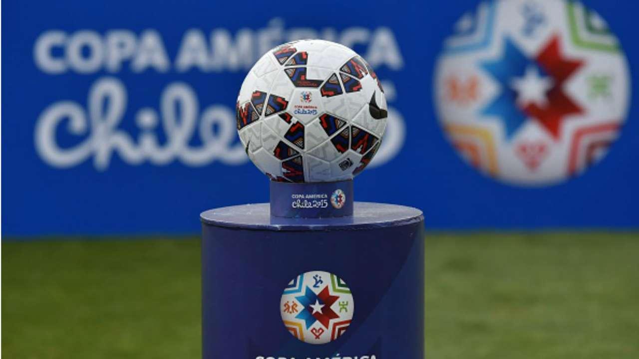 Balón Copa América 190615