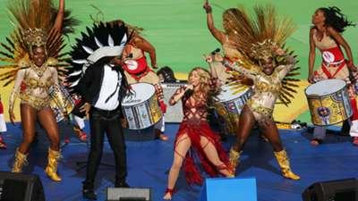 Shakira FIFA World Cup 2014