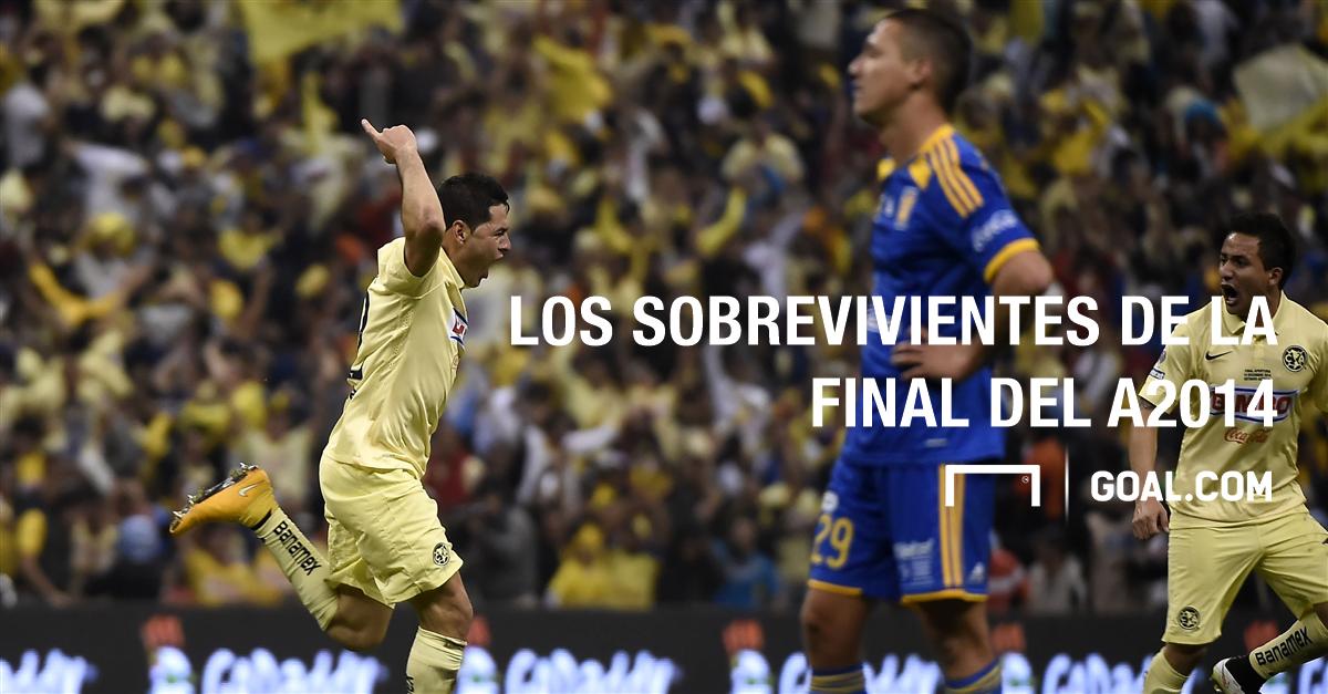 Final Apertura 2014 Tigres América