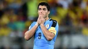Luis Suárez Uruguay NT