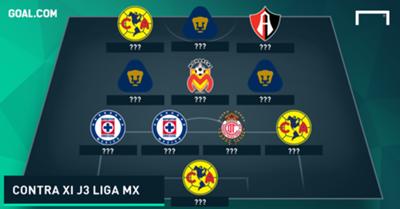 Afiche Contra XI J3 Clausura 2016