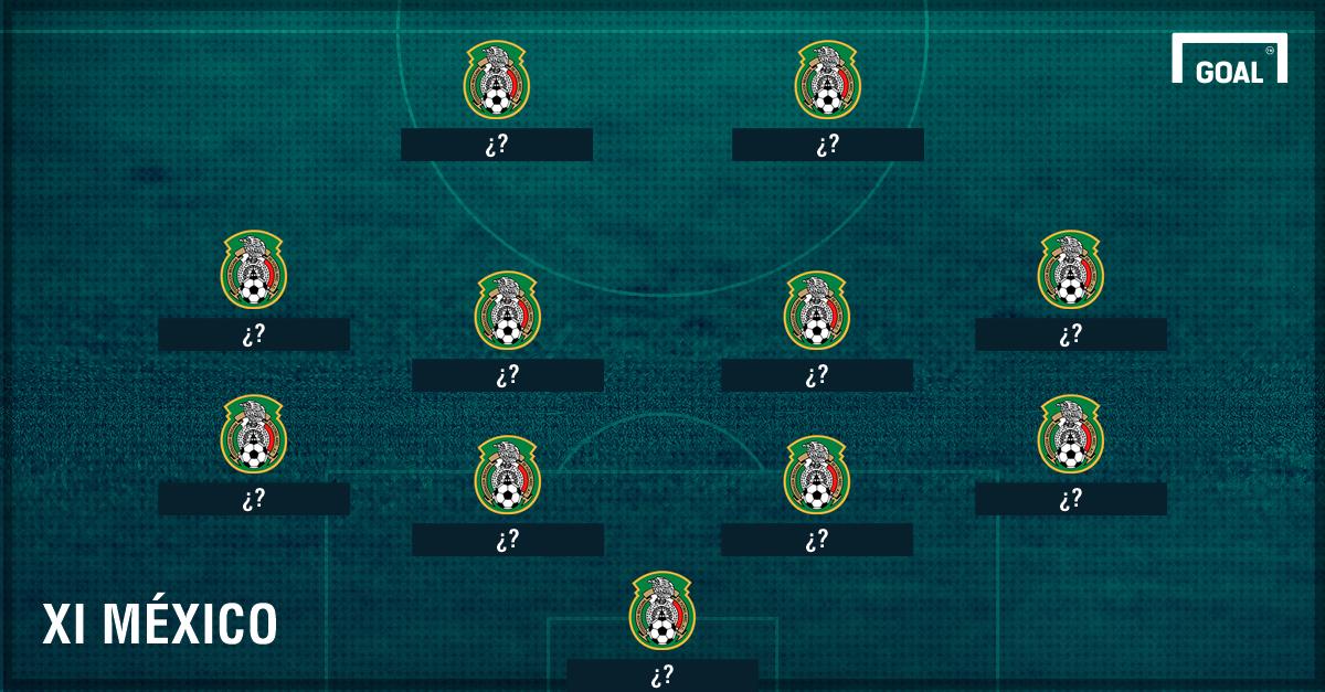 XI México vs Nueva Zelanda