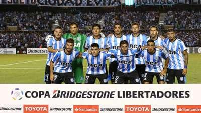 Racing vs Puebla, Copa Libertadores, 100216