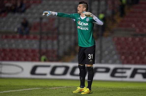 Tiago Volpi, Gallos Blancos Querétaro, Liga Mx