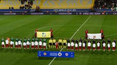 Copa América México vs Bolivia 9 12062015