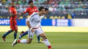 México vs Chile, Copa América Centenario, 180616