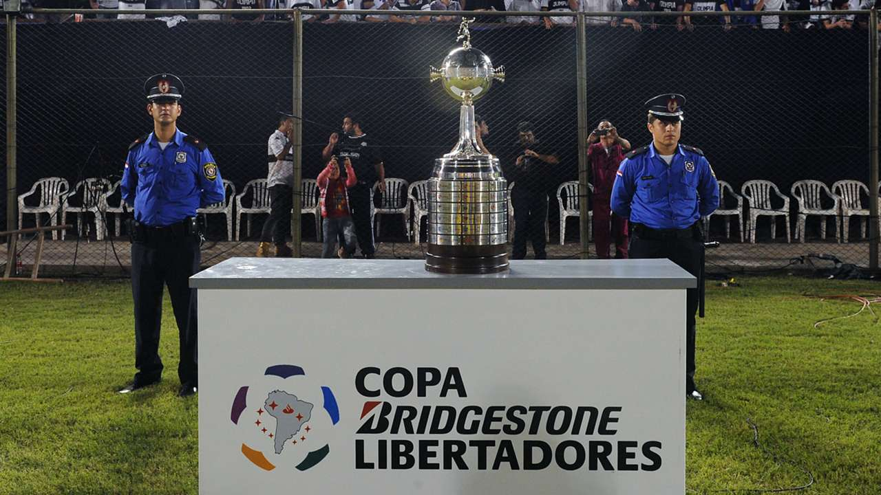 Copa Libertadores Trophy