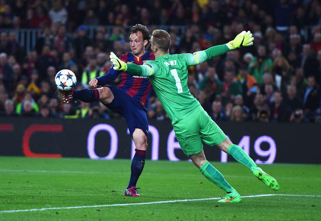 Barcelona-Manchester City
