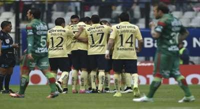 América vs Jaguares 14022015 Liga Mx