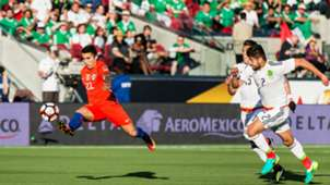 Chile México Copa América Centenario 2016 Edson Puch