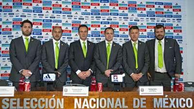 Seleccion Nacional Mexico 26012016