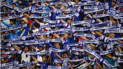 Cruz Azul fans Liga MX 080615