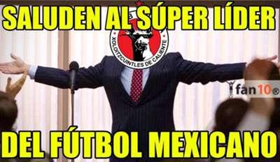 Memes Tijuana vs Morelia