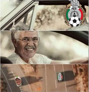 Memes Tuca adiós
