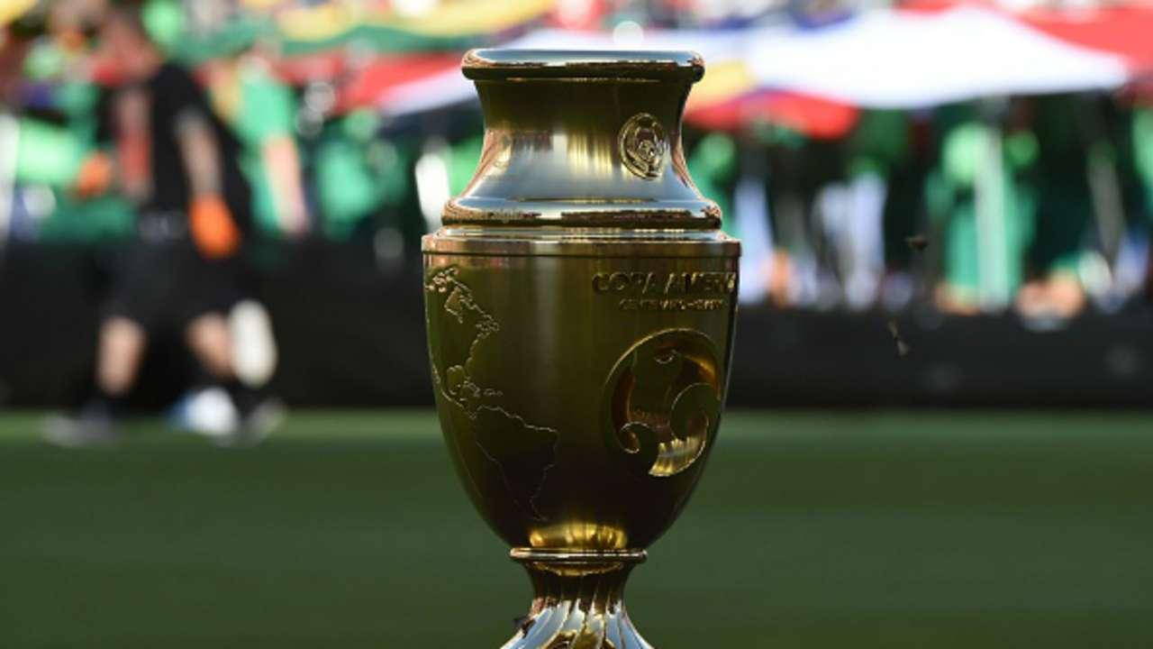 Trofeo, Copa América, 060616