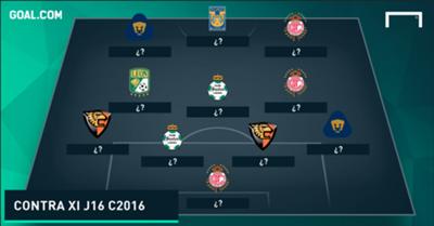 Contra XI Jornada 16 Clausura 2016