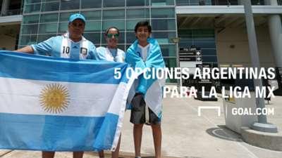 Afiche argentinos