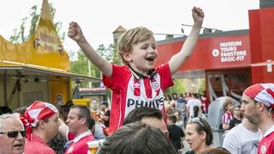 PSV festejo Eredivisie