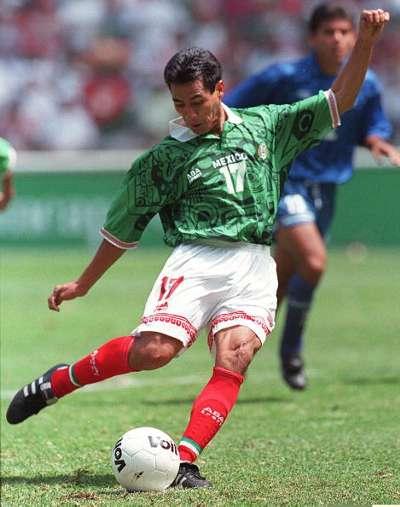 Goleador Copa Oro, Benjamín Galindo