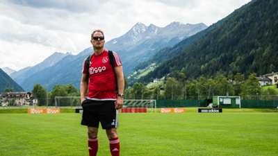 Frank de Boer, Ajax op trainingskamp in Oostenrijk