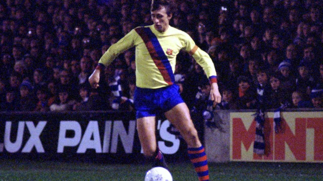 Johan Cruyff, Barcelona
