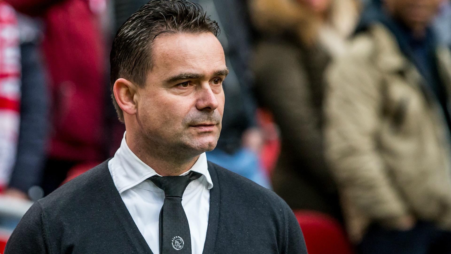 'They are like Trump!' - Ajax director Overmars slams Dutch FA over coronavirus plan