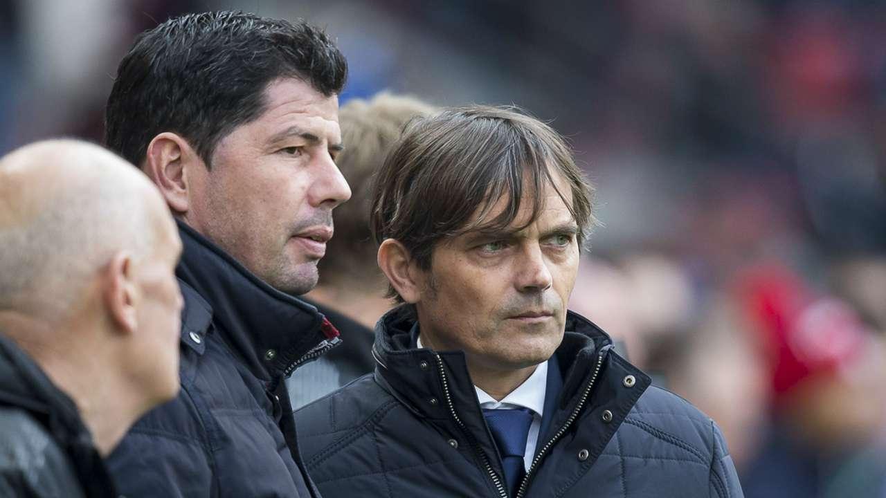 Erwin van de Looi, Phillip Cocu, PSV Groningen