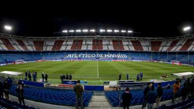 PSV training in Vicente Calderon