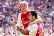 Davy Klaassen Anwar el Ghazi Ajax