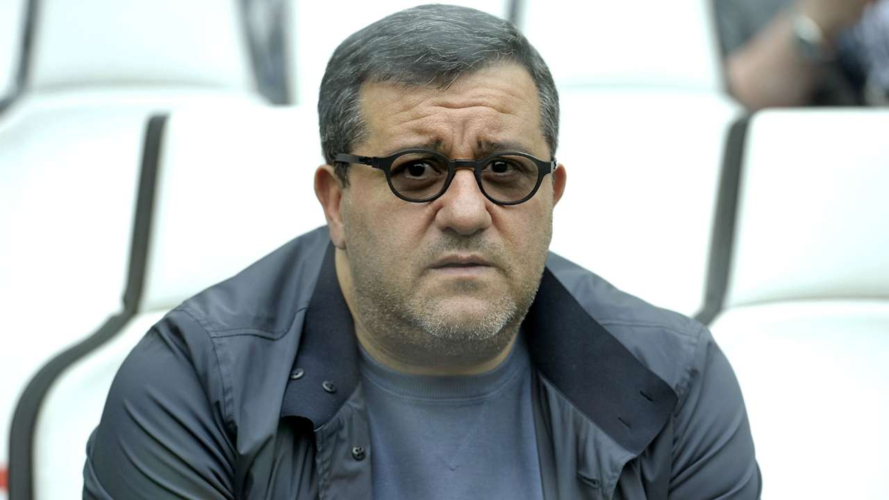 Mino Raiola, agent, 20160523