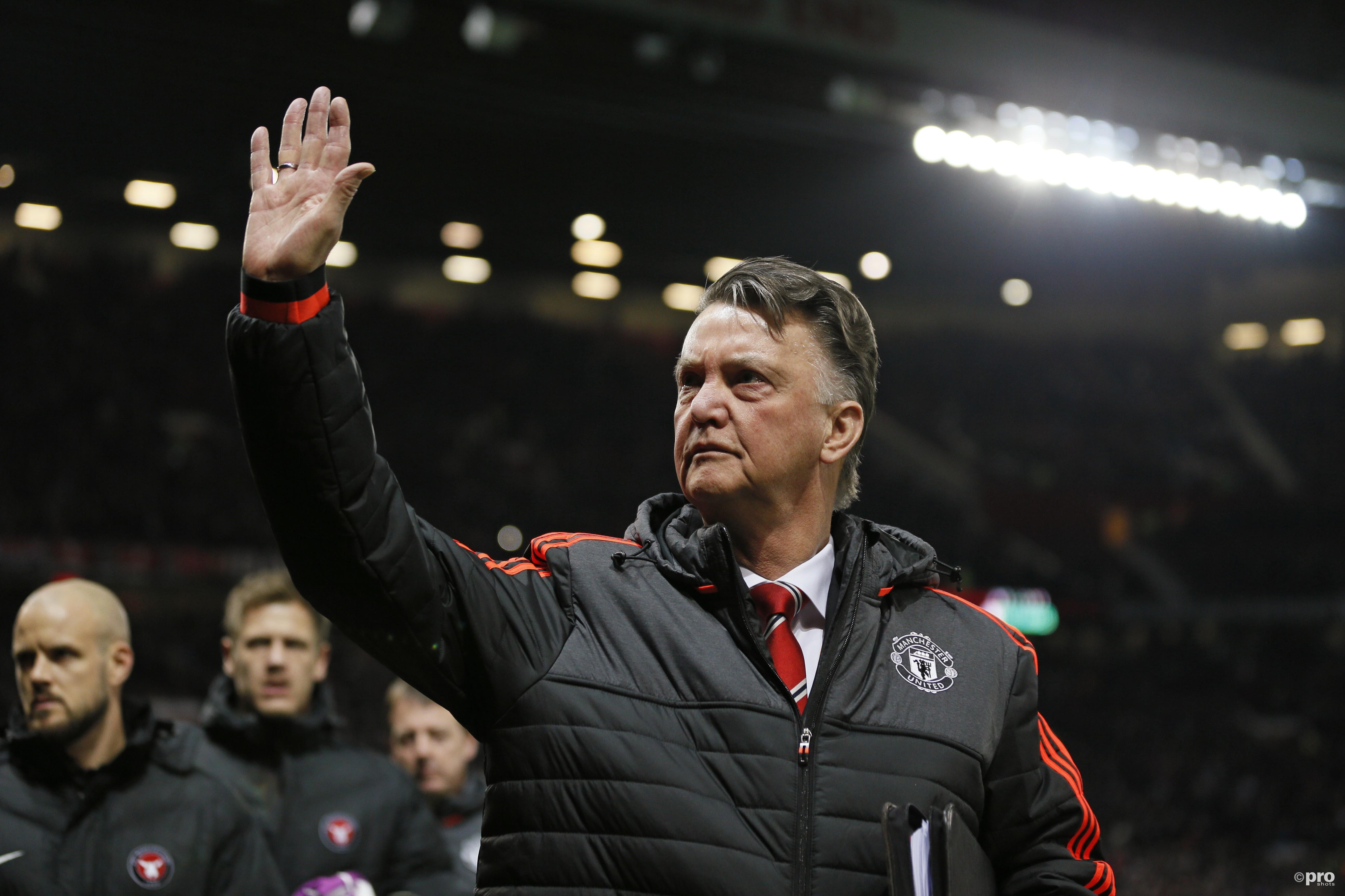 Louis van Gaal, Manchester United, Europa League, 20160225