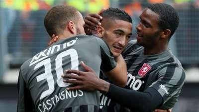 Hakim Ziyech, FC Twente - AZ