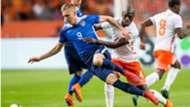 Aron Johannsson - Bruno Martins Indi, Netherlands - USA, 05062015