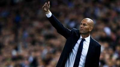 Zinedine Zidane, Real Madrid, Primera Division, 20160918