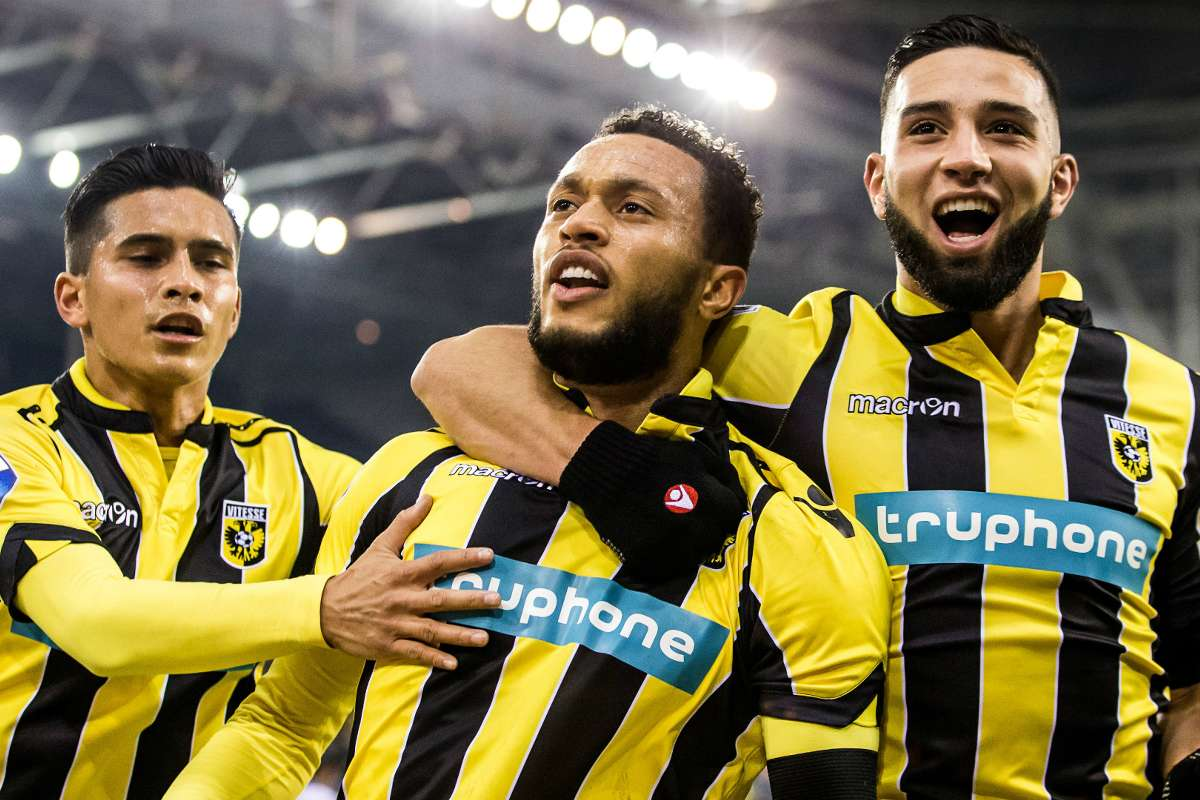 Vitesse S Key Man Lewis Baker Can Use Ajax Game To Show Quality To Chelsea Goal Com