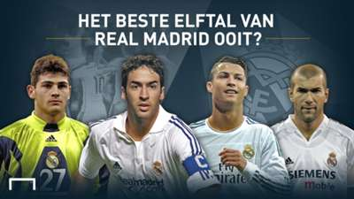 GFX Gallery Real Madrid Best XI