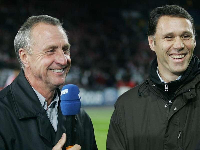 Cruyff was my idol - Van Basten | Goal.com