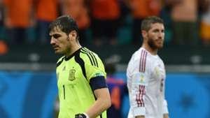 Netherlands - Spain, World Cup 2014 Brazil