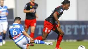 Jordan Botaka Mustafa Saymak PEC Zwolle Excelsior Eredivisie