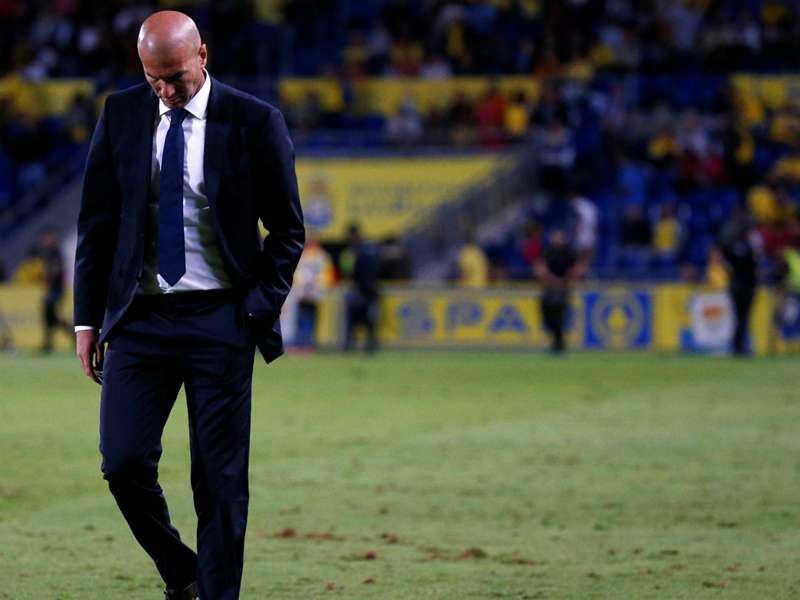 Zidane out to silence critics as injuries pile up at Real Madrid   Goal.com