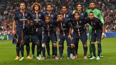Ajax - Paris Saint-Germain, UEFA Champions League, 17092014