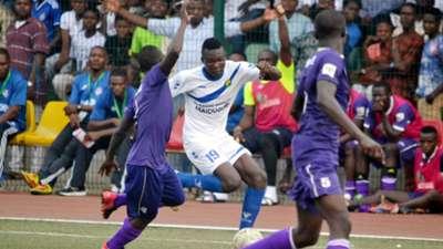 Ibrahim Mustapha, El Kanemi Warriors takes on MFM defenders 13032016