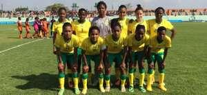 South Africa's Basetsana