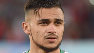 Sofiane Boufal of Morocco and Southampton