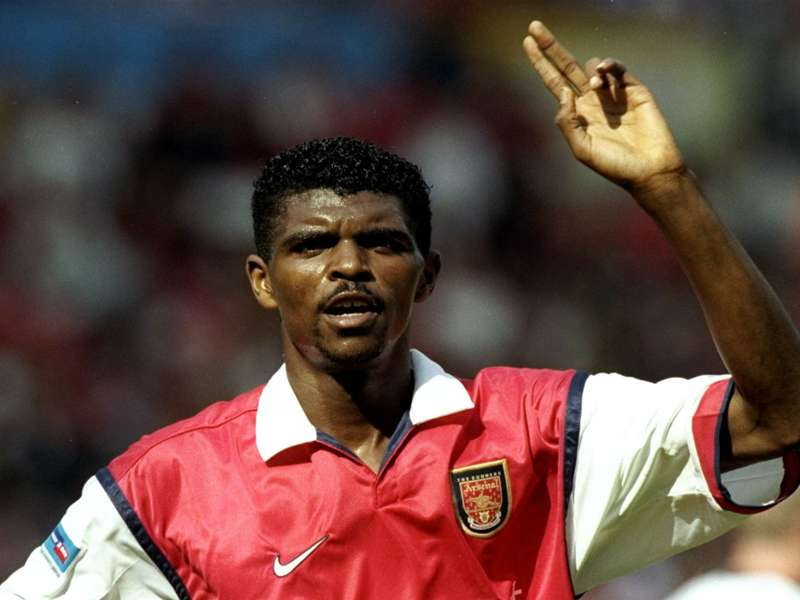 Is Arsenal legend Kanu Nwankwo a potential ping-pong star