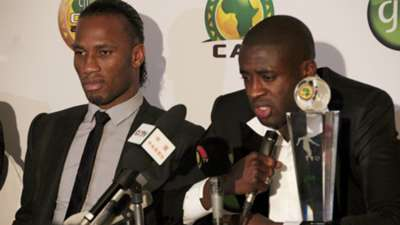 Yaya Toure African - Player of the Year 2011