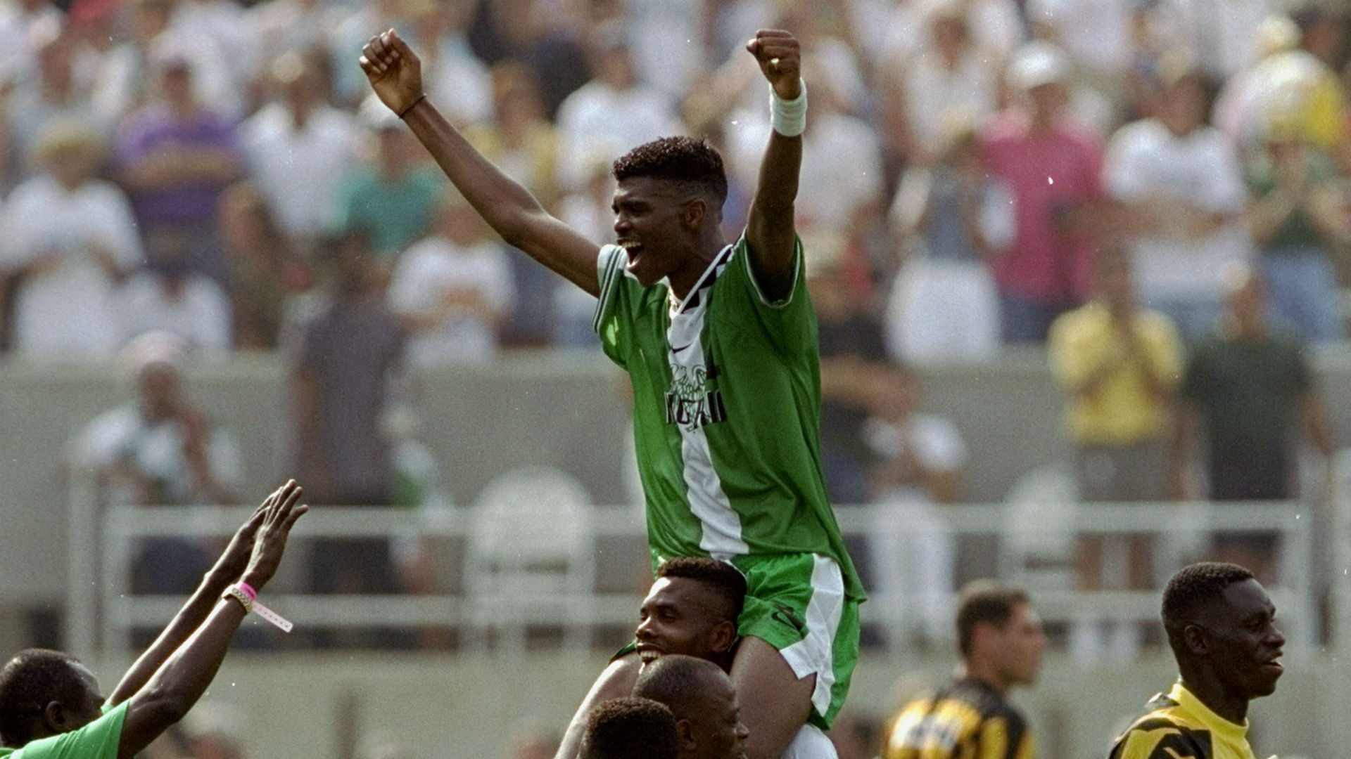 Atlanta '96: When Nigeria ruled the world | Goal.com