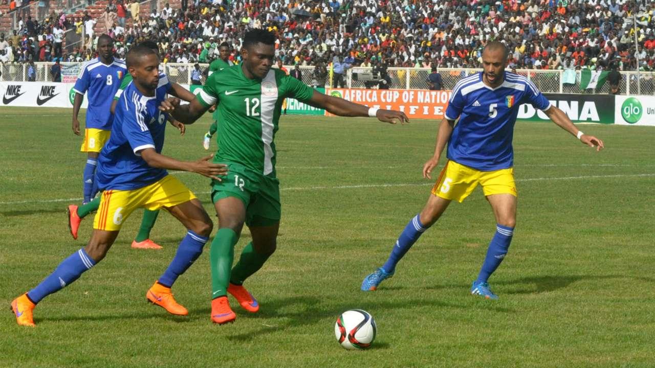 Nigeria - Chad 150613