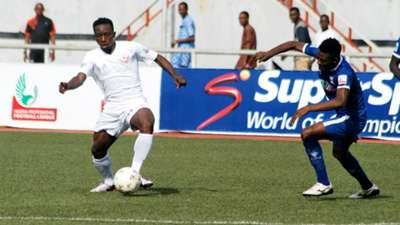 Chisom Egbuchulam - Enugu Rangers